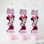 Tubete Minnie rosa 2