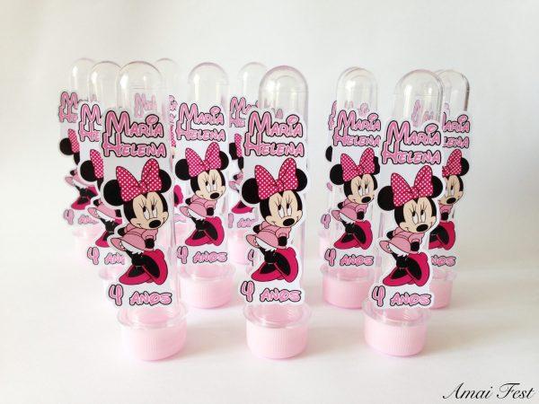 Tubete Minnie rosa