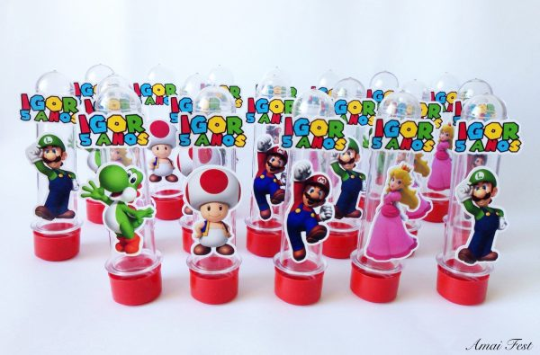 Tubetes Mario Bros 2