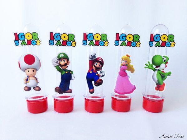Tubetes Mario Bros