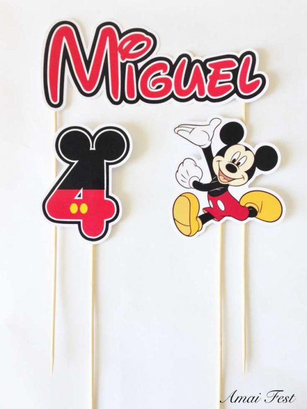 Topo bolo Mickey ok