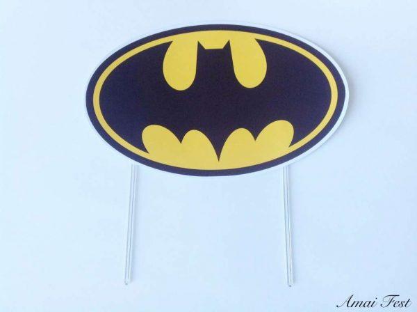 Batman topo bolo ok