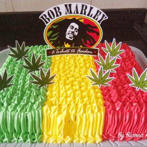 Bob Marley Bolo Bianca